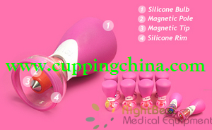 Slimming HACI Magnetic Suction Cupping 10 Cups