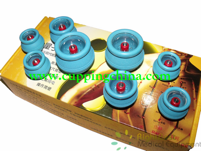 Vacuum Suction Magnetic Cupping Apparatus 8 cups