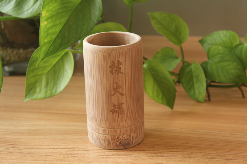 Traditional Bamboo Cupping Set - 3 Bamboo Jars