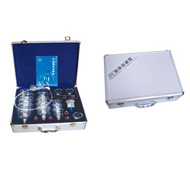 Deluxe Suction Cupping Therapy Set 18 Cups