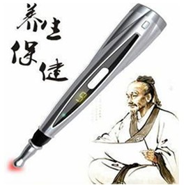 Laser Electronic Acupuncture Pen