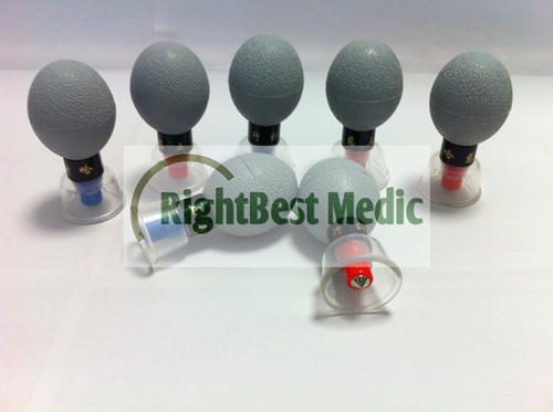 Single Cup - HACI Magnetic Suction Cupping